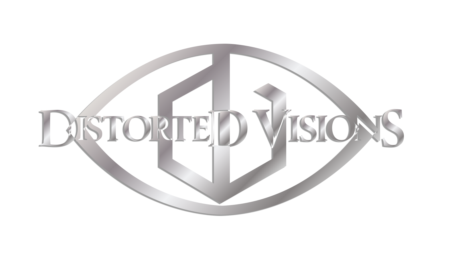 Distorted Visions - logo